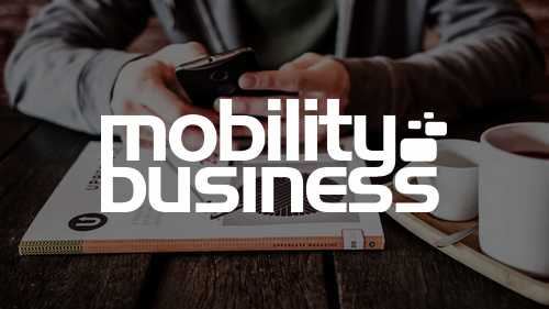 Salon Mobility for Business les 8 & 9 novembre